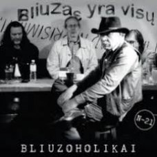 """CD BLIUZOHOLIKAI """"BLIUZOHOLIKAI"""""""