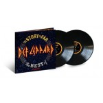 """LP DEF LEPPARD """"THE STORY SO FAR - THE BEST OF VOLUME 2"""" (2LP) RSD"""