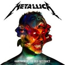 "CD METALLICA ""HARDWIRED... TO SELF-DESTRUCT"" (2CD)"