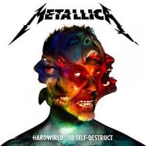 "CD METALLICA ""HARDWIRED... TO SELF-DESTRUCT"" (2CD)"