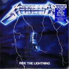 "LP METALLICA ""RIDE THE LIGHTNING"""