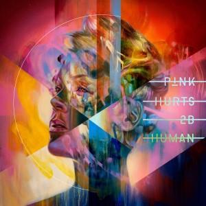 "CD PINK ""HURTS 2B HUMAN"""