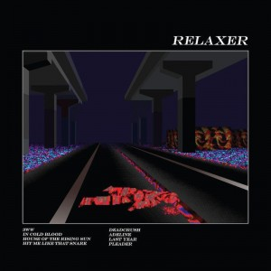 """LP ALT-J """"RELAXER"""""""