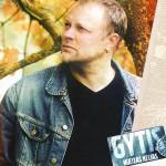 """CD GYTIS PAŠKEVIČIUS """"NUEITAS KELIAS - GERIAUSIOS DAINOS"""""""