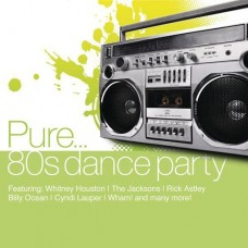 CD PURE... 80s dance party (4CD)