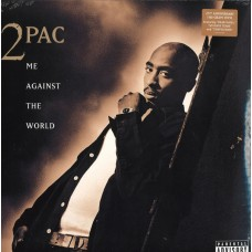 "LP 2PAC ""ME AGAINST THE WORLD"" (2LP)"