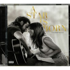 "CD OST ""A STAR IS BORN"""