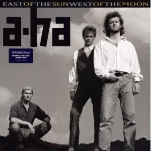 "LP A-HA ""EAST OF THE SUN WEST OF THE MOON"" PURPLE VELVET VINYL"
