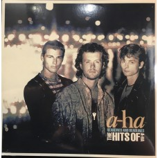 "LP A-HA ""HEADLINES AND DEADLINES. THE HITS OF A-HA"""