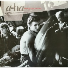 """LP A-HA """"HUNTING HIGH AND LOW"""""""