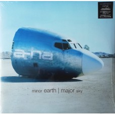 "LP A-HA ""MINOR EARTH. MAJOR SKY"" (2LP)"