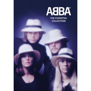 """DVD ABBA """"THE ESSENTIAL COLLECTION"""""""