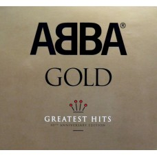 "CD ABBA ""GOLD. GREATEST HITS. 40TH ANNIVERSARY EDITION"" (3CD)"
