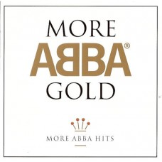 "CD ABBA ""MORE ABBA GOLD"""