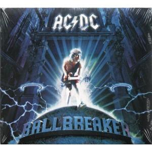 "CD AC/DC ""BALLBREAKER"""
