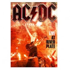 "DVD AC/DC ""LIVE AT RIVER PLATE"""