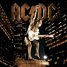 "LP AC/DC ""STIFF UPPER LIP"""