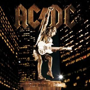 """LP AC/DC """"STIFF UPPER LIP"""""""