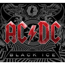 "CD AC/DC ""BLACK ICE"""