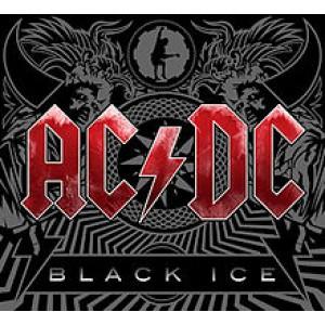 """CD AC/DC """"BLACK ICE"""""""