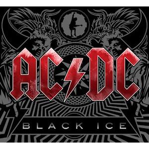 "LP AC/DC ""BLACK ICE"" (2LP)"
