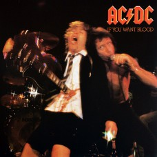 "LP AC/DC ""IF YOU WANT BLOOD YOU'VE GOT IT"""
