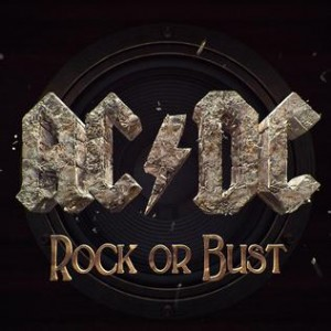 """CD AC/DC """"ROCK OR BUST"""""""