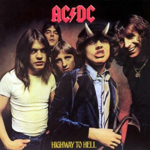 """CD AC/DC """"HIGHWAY TO HELL"""""""