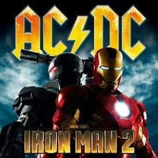 "CD AC/DC ""IRON MAN 2"""