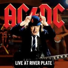 """LP AC/DC """"LIVE AT RIVER PLATE"""" (3LP)"""