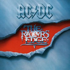 "CD AC/DC ""THE RAZOR'S EDGE"""