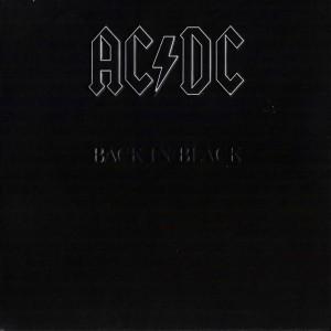 """CD AC/DC """"BACK IN BLACK"""""""