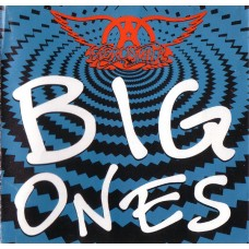 "CD AEROSMITH ""BIG ONES"""