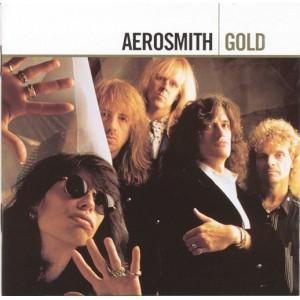 "CD AEROSMITH ""GOLD"" (2CD)"