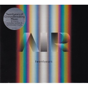"CD AIR ""TWENTYEARS"" (2CD)"
