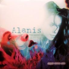 "LP ALANIS MORISSETTE  ""JAGGED LITTLE PILL"""