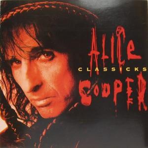 "CD ALICE COOPER ""CLASSICKS"""