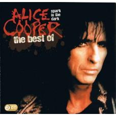 """CD ALICE COOPER """"SPARK IN THE DARK. THE BEST OF ALICE COOPER"""" (2CD)"""