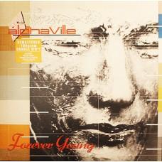 """LP ALPHAVILLE """"FOREVER YOUNG"""" ORANGE VINYL"""