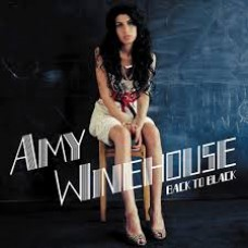 "CD AMY WINEHOUSE ""BACK TO BLACK"""
