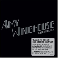 "CD AMY WINEHOUSE ""BACK TO BLACK""  (2CD)"