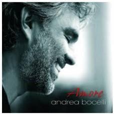 """CD ANDREA BOCELLI """"AMORE"""""""