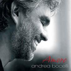 """LP ANDREA BOCELLI """"AMORE"""" (2LP)"""