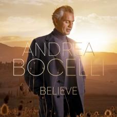 """LP ANDREA BOCELLI """"BELIEVE"""" (2LP)"""