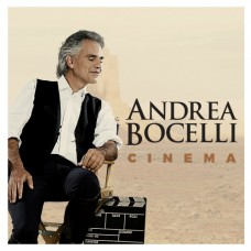 "CD ANDREA BOCELLI ""CINEMA"""