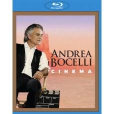 """BR ANDREA BOCELLI """"CINEMA"""""""