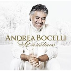 "CD ANDREA BOCELLI ""MY CHRISTMAS"""