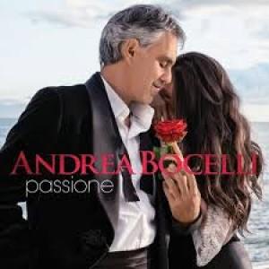 """CD ANDREA BOCELLI """"PASSIONE"""""""