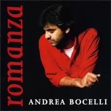 """LP ANDREA BOCELLI """"ROMANZA"""" (2LP)"""