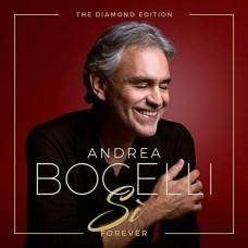 "CD ANDREA BOCELLI ""SI FOREVER"""